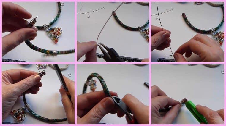 pulseras de alambre