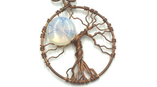 árbol de la vida con luna