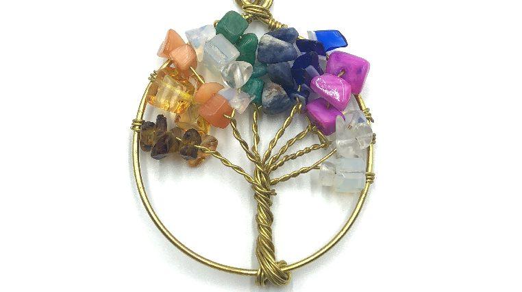 árbol de la vida de ramas finas