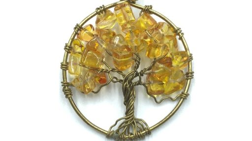 árbol de la vida naranjo