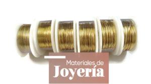 Materiales y Alambres de Joyería