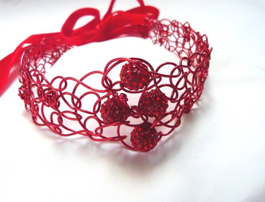 alambres y materiales de joyería