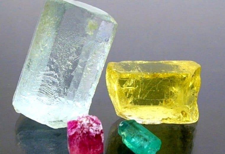 berilo las piedras para curar enfermedades