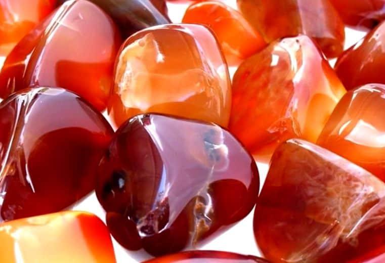 cornalina las piedras para curar enfermedades