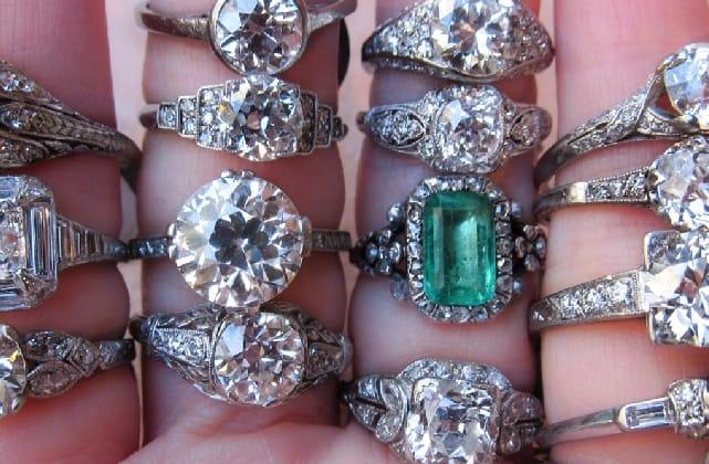 significado de los colores y sus piedras preciosas diamante cinco