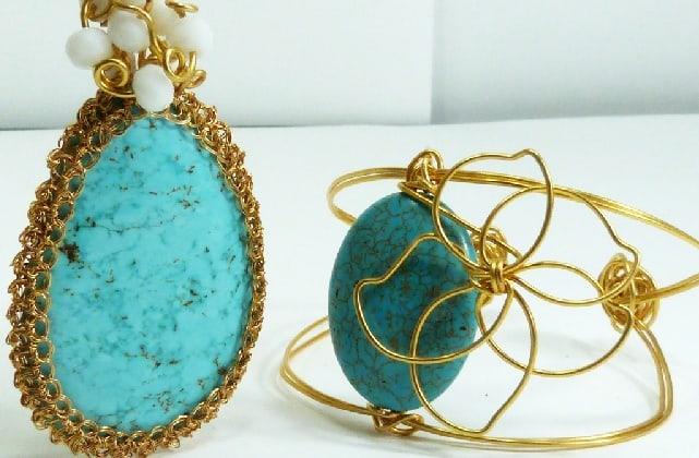 significado de los colores y sus piedras preciosas turquesa