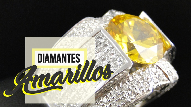 45.Diamantes Amarillos ¿Cómo Atraen La Buena Suerte 2