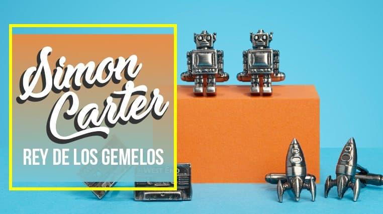 Simon Carter El Rey De Los Gemelos 2