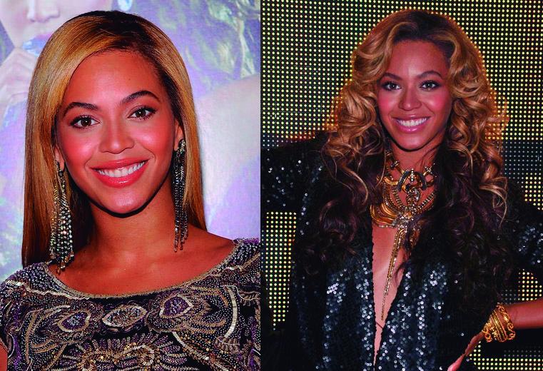 Cómo Elegir Nuestras Joyas rostros ovalados Beyoncé Knowles