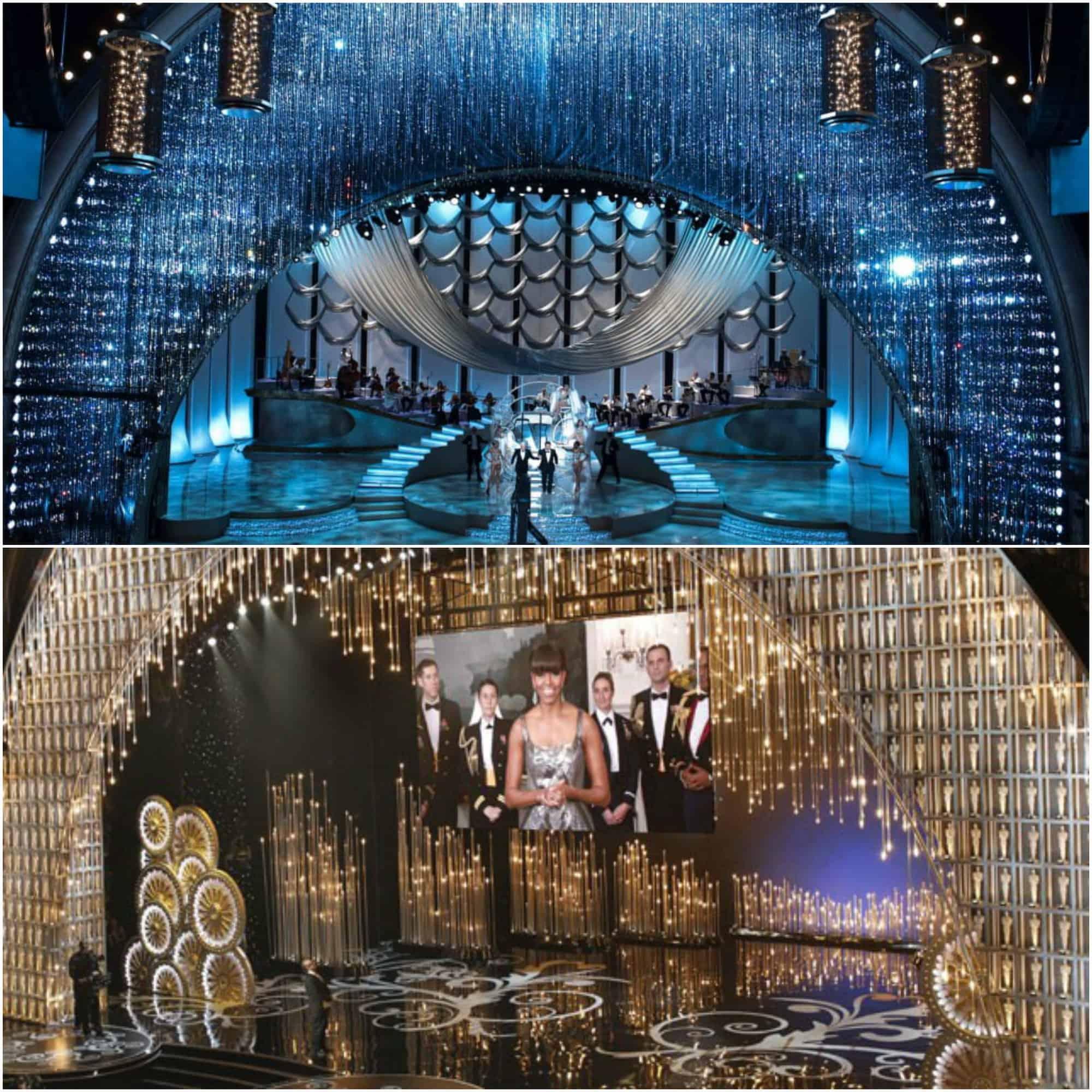 Swarovski en los Oscar dos