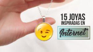 15 Joyas Inspiradas Por el Internet