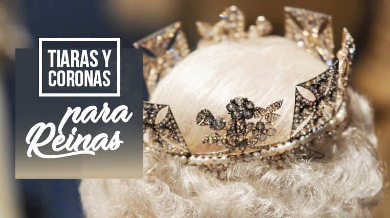 Tiaras y Coronas Para Las Reinas