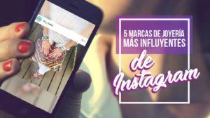 Marcas de Joyería en Instagram