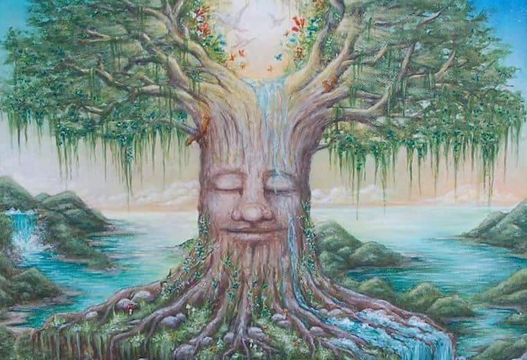 leyenda del árbol de la vida uno