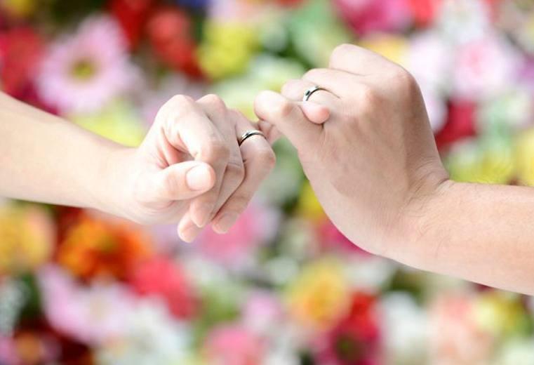 entregar el anillo de compromiso 1