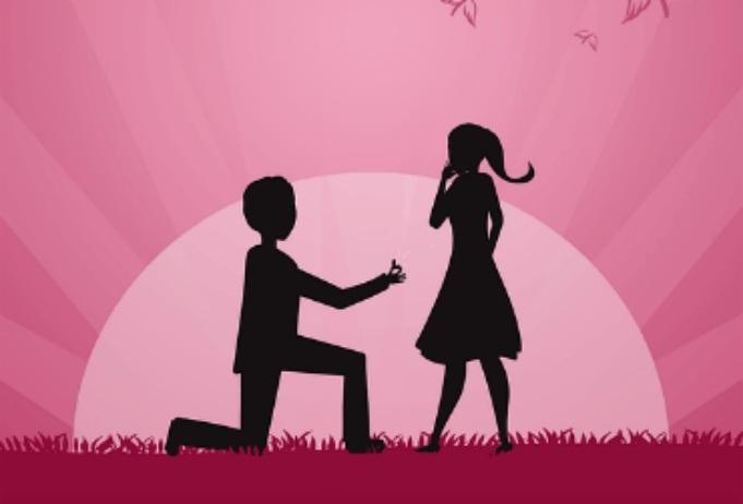 entregar el anillo de compromiso 13