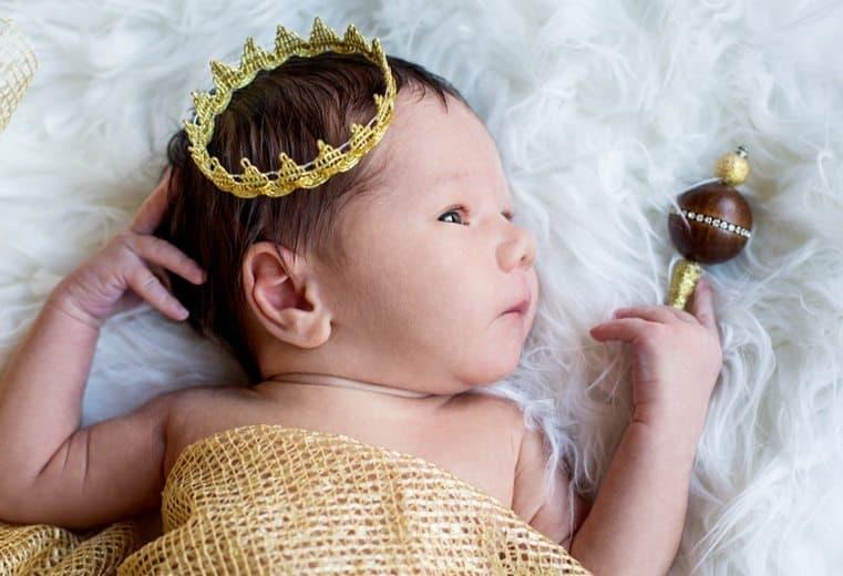 joyería de bebe ocho