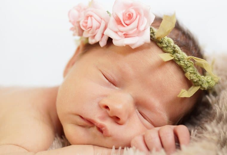 joyería de bebe siete