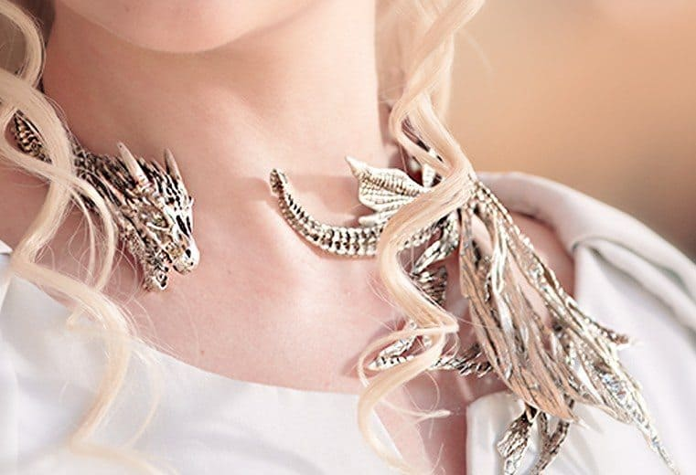 joyería game of thrones collar