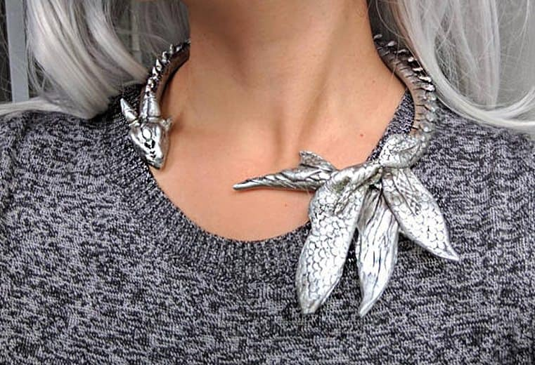 joyeria game of thrones collar tres