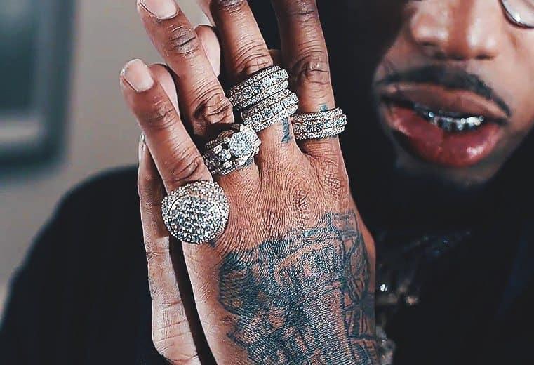 joyería hip hop nueve
