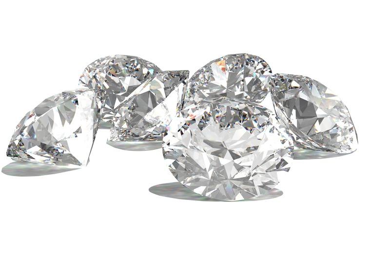 la magia de los diamantes 5