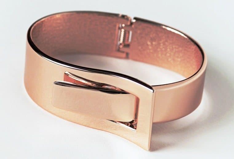 oro rosa tendencias uno