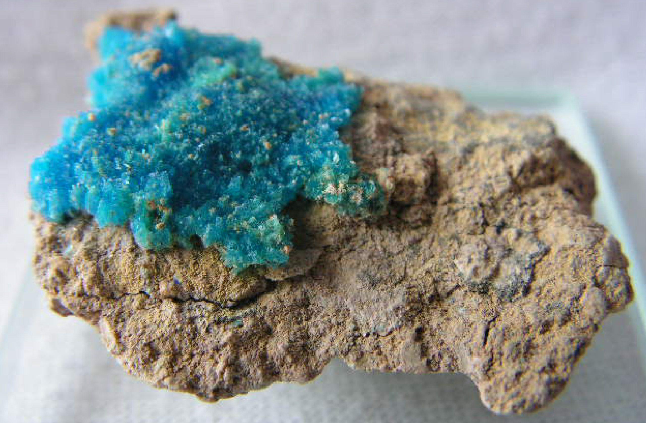 propiedades espirituales de las gemas Chalcantita