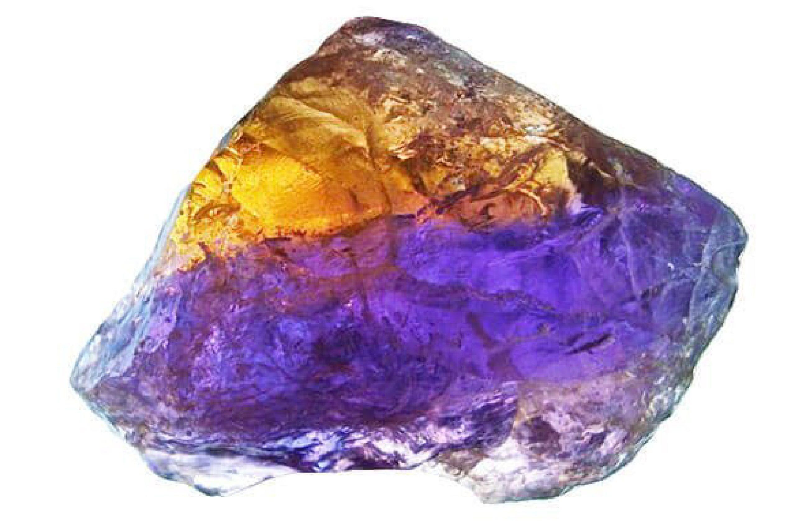 propiedades espirituales de las gemas ametrine