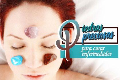 Las Piedras Preciosas Recomendadas para Curar Enfermedades menu