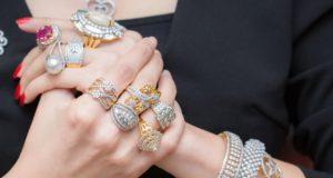 diamantes y cristales swarovski