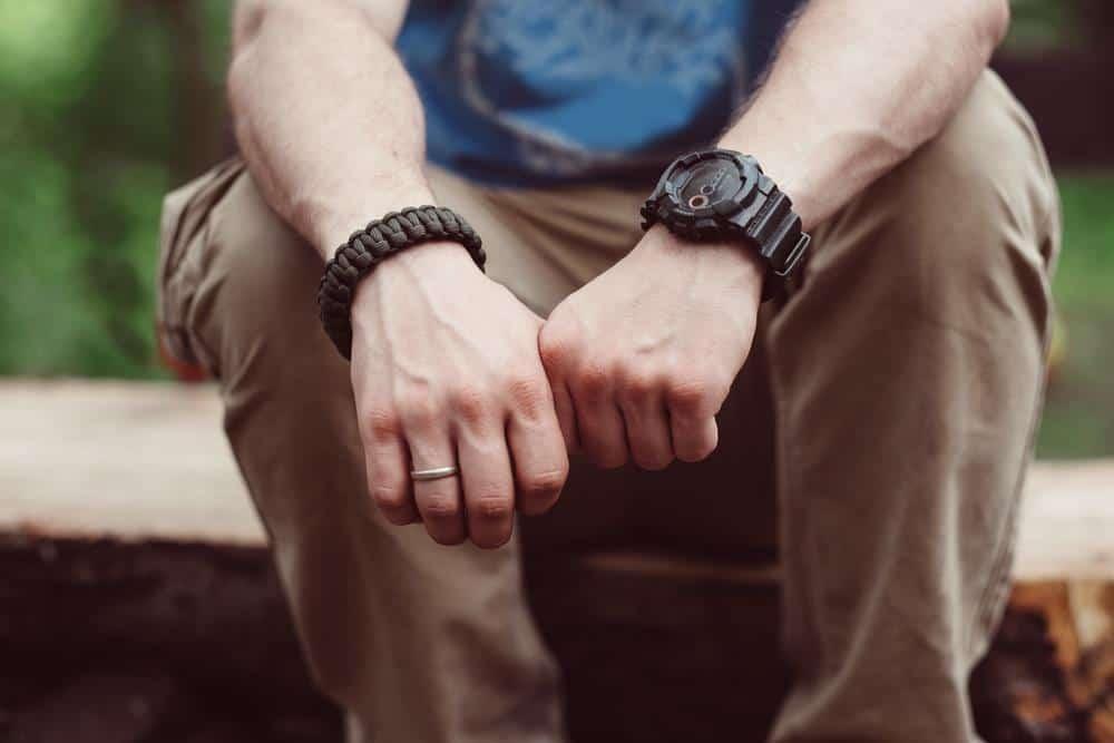 pulseras para hombres