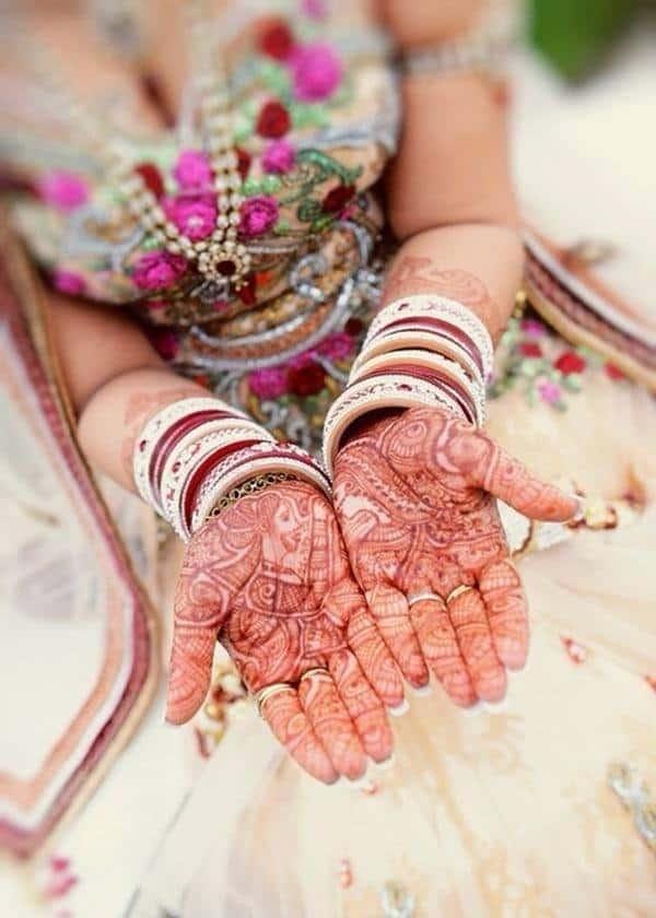 Joyería en las bodas Indias