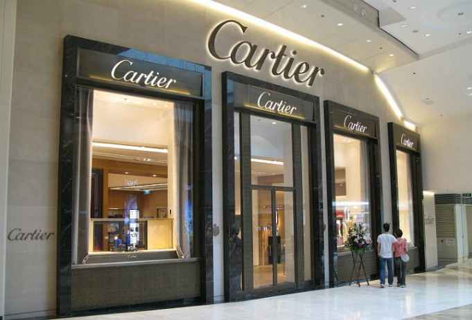 Cartier joyeria 14
