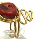 anillos ajustables de alambre