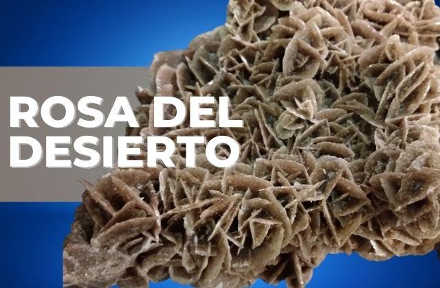 Rosa Del Desierto Mineral 4