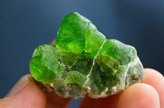 Piedra Peridoto 2