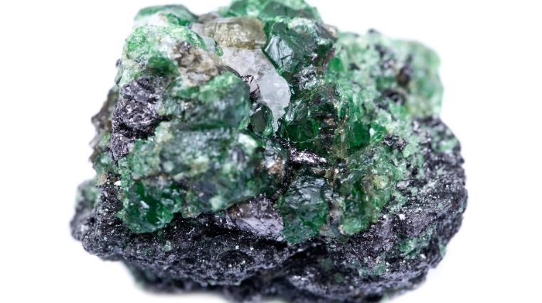 Piedra Tsavorita