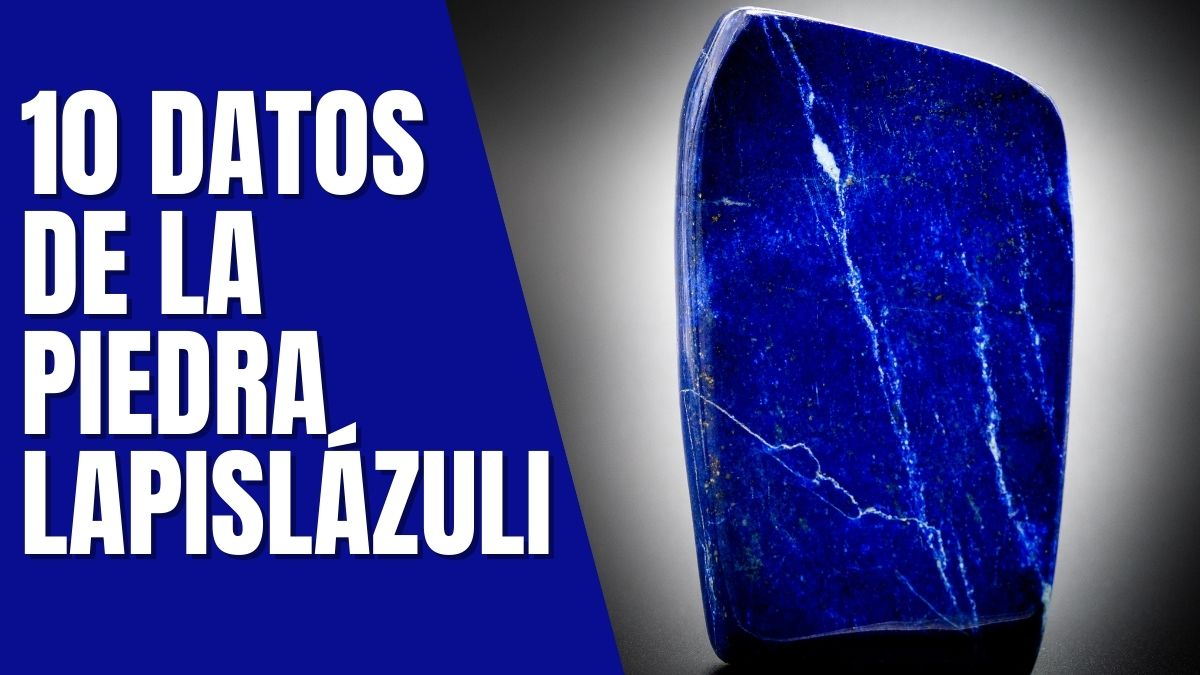 Piedra Lapislázuli 10 Datos Interesantes De La Piedra Lapislázuli