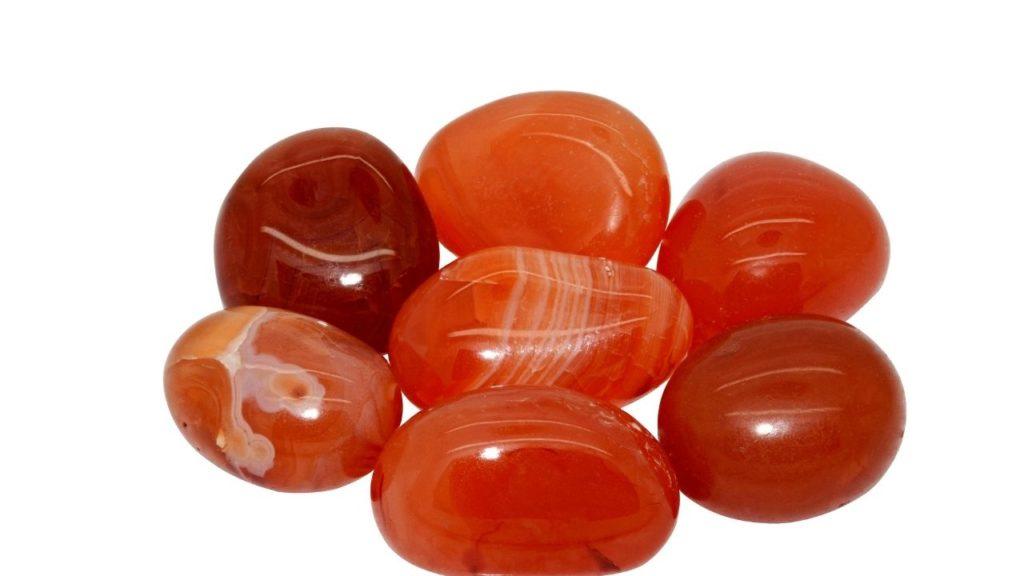 Piedra Cornalina 2
